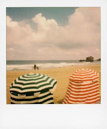 Plage, Biarritz