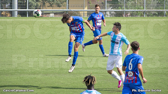 Primavera 3: Catania - Virtus Francavilla 2-0