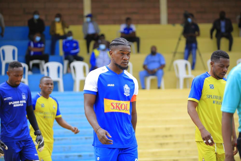 Friendly Match  AS Muhanga 1-3 Rayon Sports