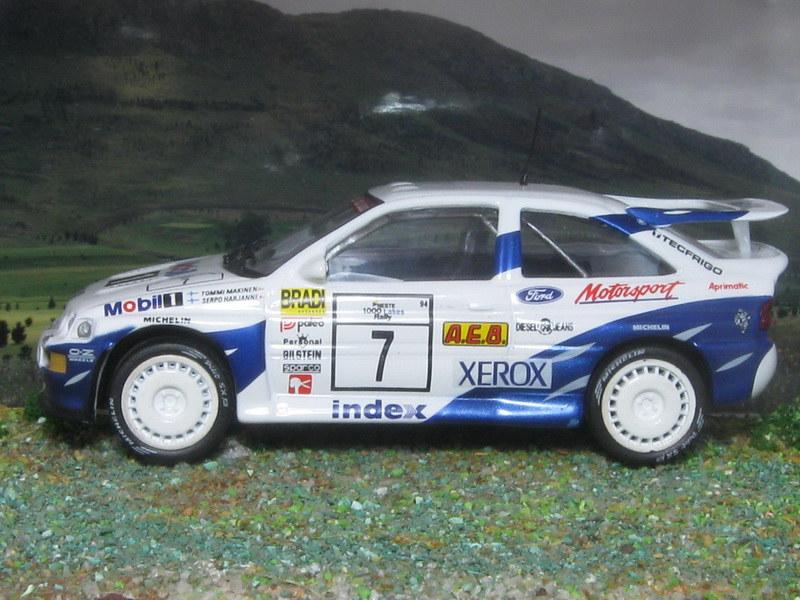 Ford Escort Cosworth RS – 1000 Lagos 1994