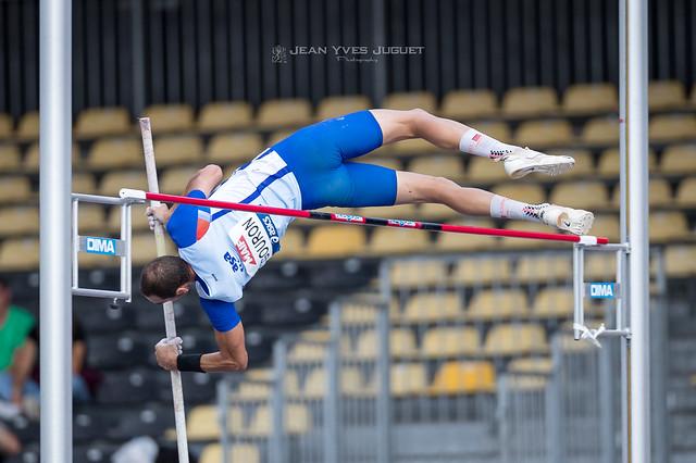 Eddy Gouron - Championnats de France Masters 2021 à Albi