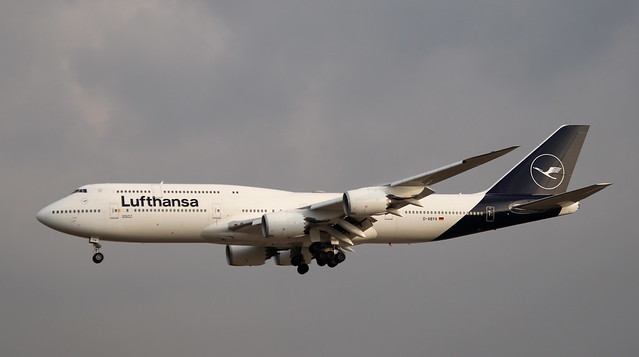 Lufthansa, D-ABYA,MSN 37827,Boeing 747-830, 17.09.2021, FRA-EDDF, Frankfurt