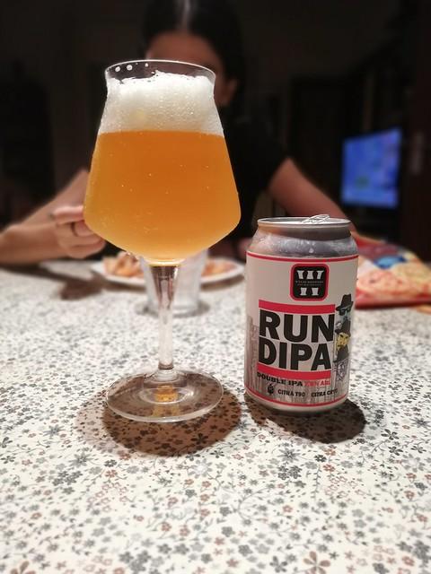 Wylie Brewery Run DIPA