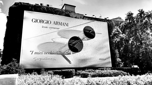 Giorgio Armani - My Sunglasses.
