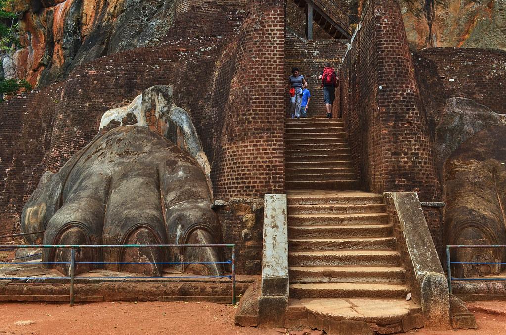 Le Rocher de Sigiriya - Sri Lanka 51520834970_c3ae41be91_b