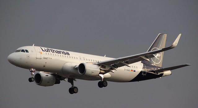Lufthansa, D-AIZZ,MSN 5831,Airbus 320-214 SL,17.09.2021, FRA-EDDF, Frankfurt