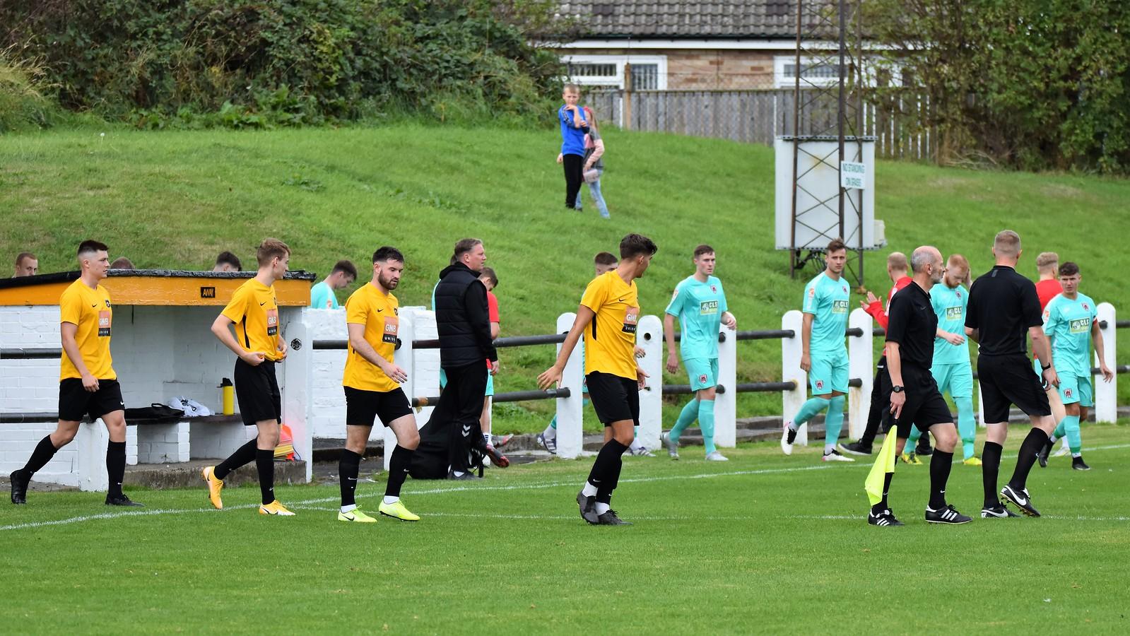 Crook Town 1-3 Guisborough Town   Ebac Northern League Division One   25/9/21