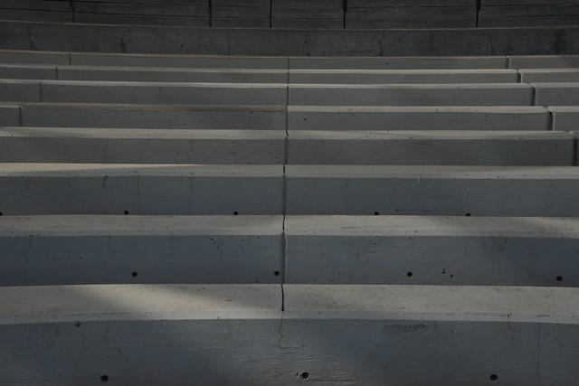 not steps