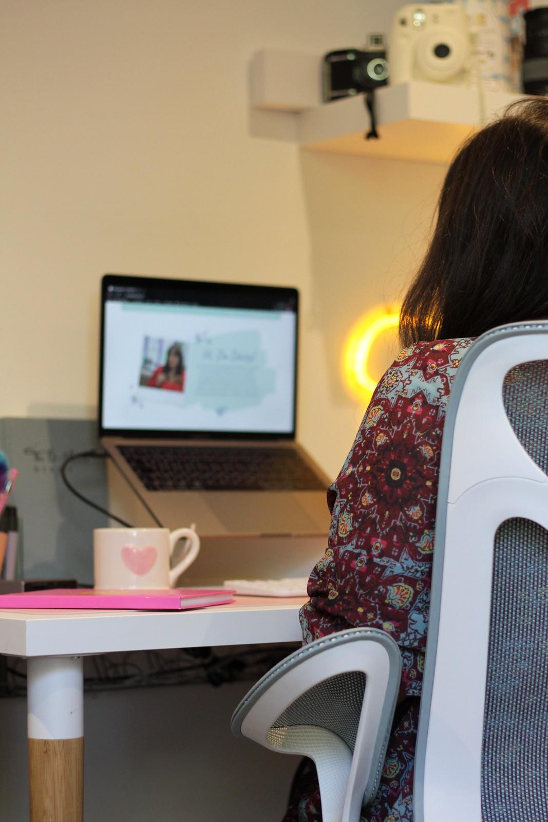 Prettygreentea - Home office