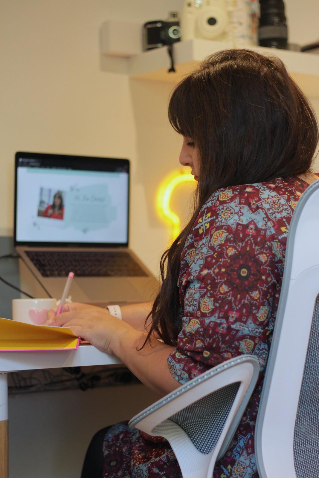 Cosm Chair - Prettygreentea - work from home