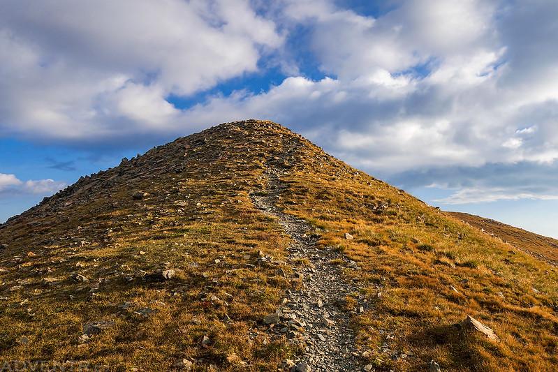 Hiking Mount Walter