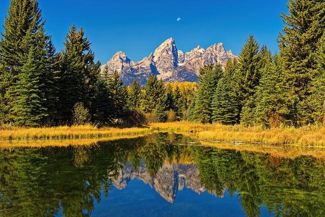 Grand Teton Reflections