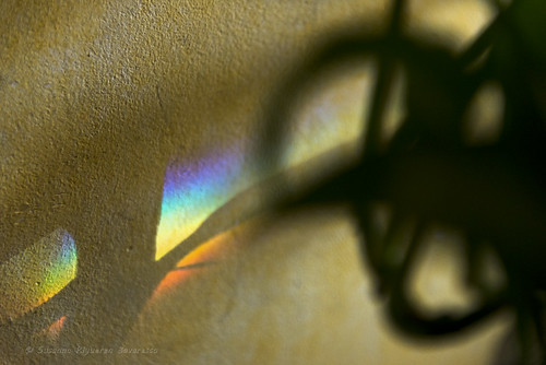 Rainbow landscapes