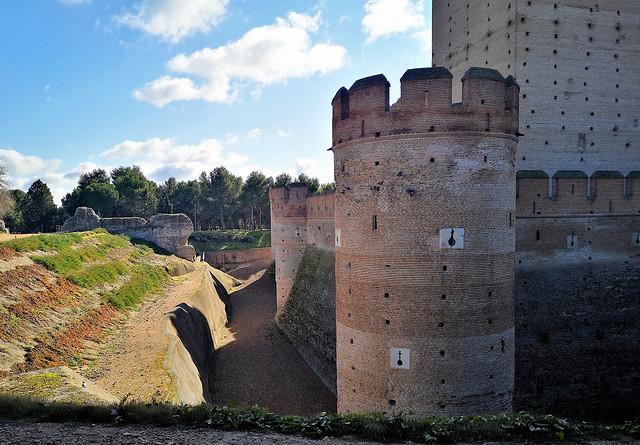 Castillo de la Mota 5