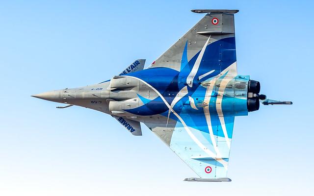 Dassault Rafale C 4-GR/139 Armée de l'Air - Rafale Solo Display Livery