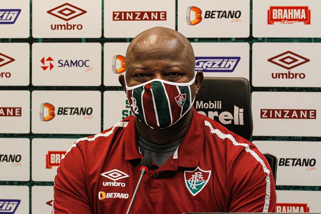Fluminense x Redbull Bragantino - 26/09/2021