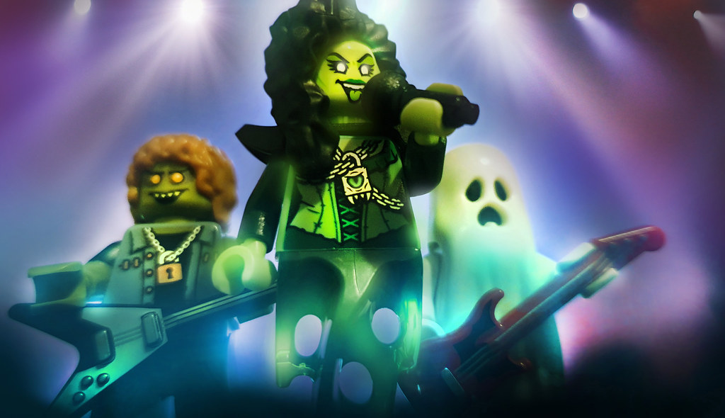 The Spooks live in concert