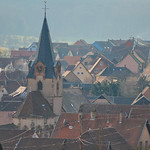 Rooftops of Rosenwiller