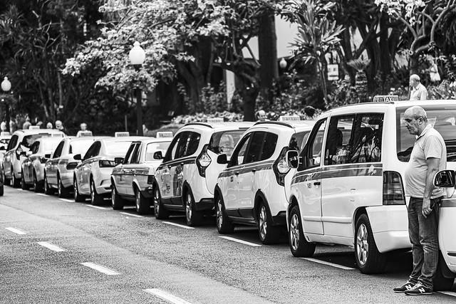 Need a cab ?