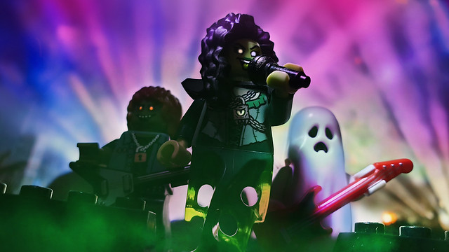 The Spooks live