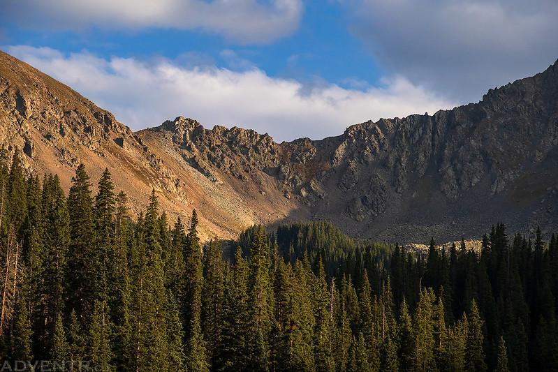 Ridge & Clouds