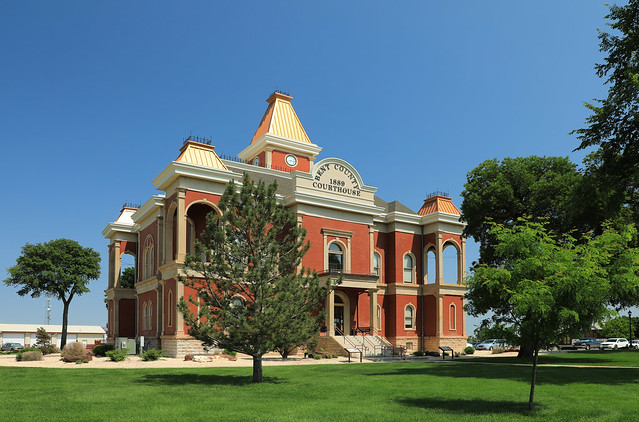 Bent County Courthouse