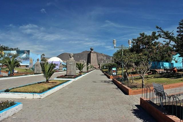 Monumento a la Mitad del Mundo, Ecuador