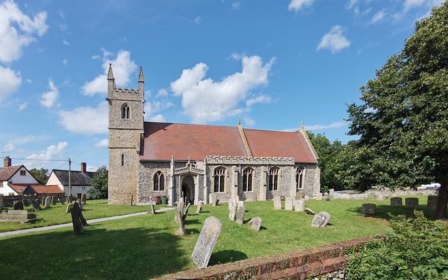 Fornham All Saints