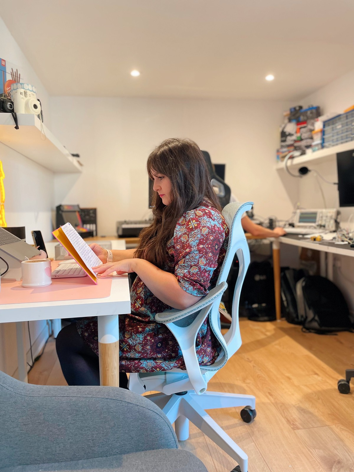 Five steps for effectively working from your home office