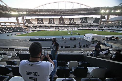 Botafogo x Sampaio Corrêa - 26/09/2021