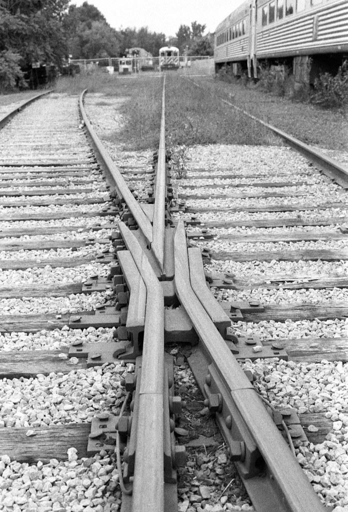 Rail Switch_