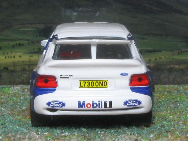 Ford Escort Cosworth RS – Montecarlo 1994