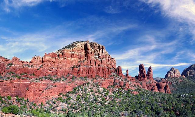 Red Rocks of Sedona.AZ.