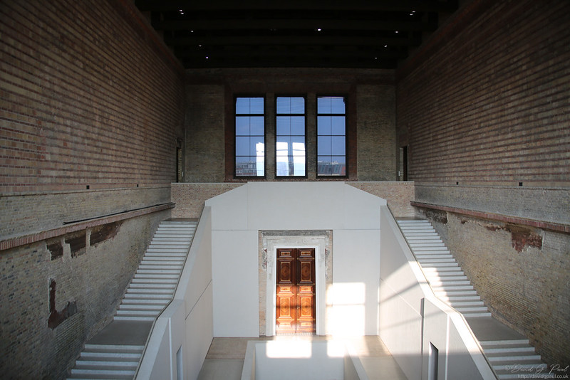 Inside the Neues Museum