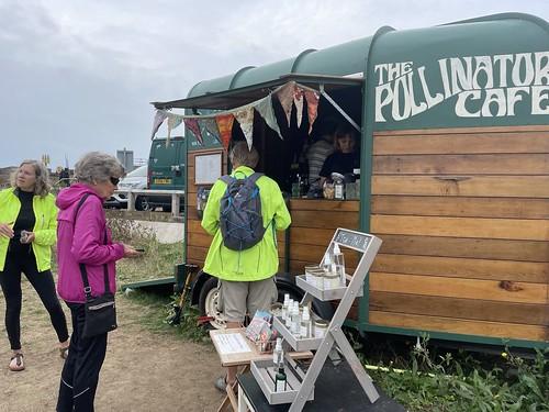 September 26, 2021: Pollinator Cafe ride