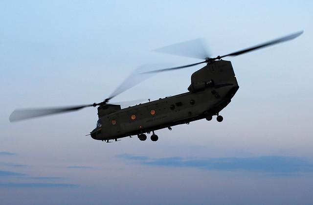 US Army Boeing-Vertol CH-47F Chinook 14-08168