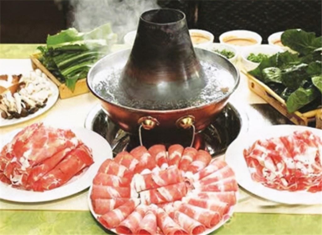mongolian hot -pot