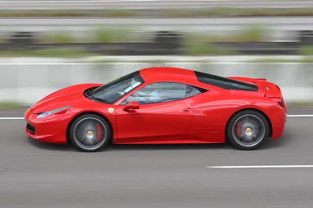 Ferrari, 458 Italia, Tolo Highway, Hong Kong