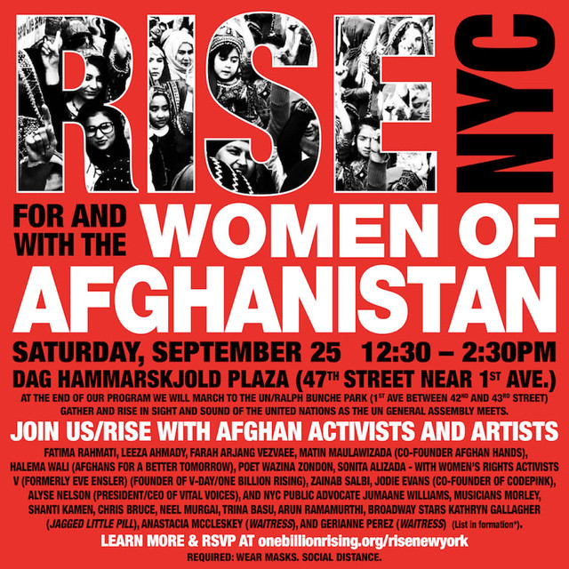 Rise Women of Afghanistan