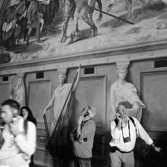 Rome #6 - Vatican Museum