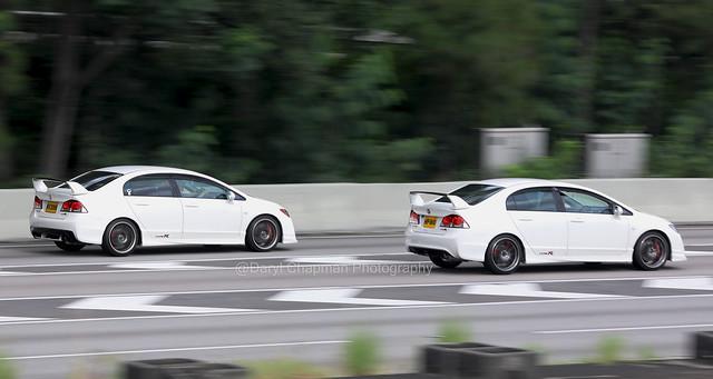 Honda, Civic Type-R, Tolo Highway, Hong Kong