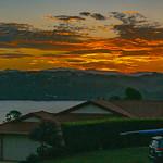 25. September 2021 - 19:01 - sunset tweed broadwater