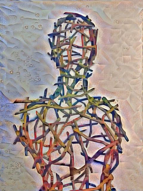 Wirey Man