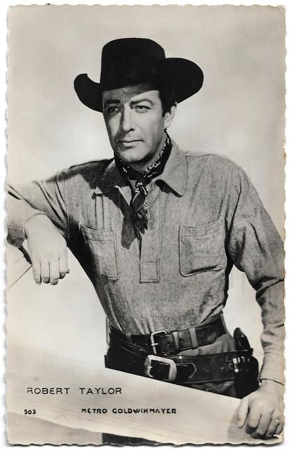 Robert Taylor in Ambush (1950)