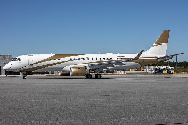 N785MM - Embraer ERJ 190 Lineage 1000 - KATL - Sept 2021