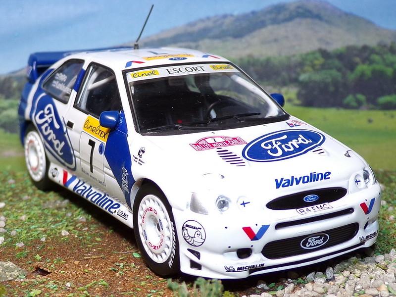 Ford Escort WRC – Montecarlo 1998