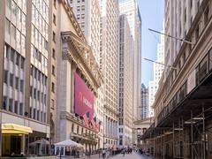 Wall Street - NYC