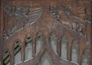 screen: eagle, wyvern