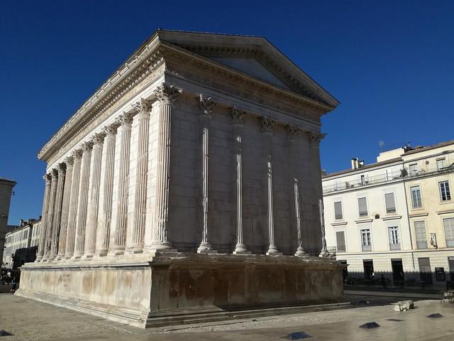 Nîmes, la