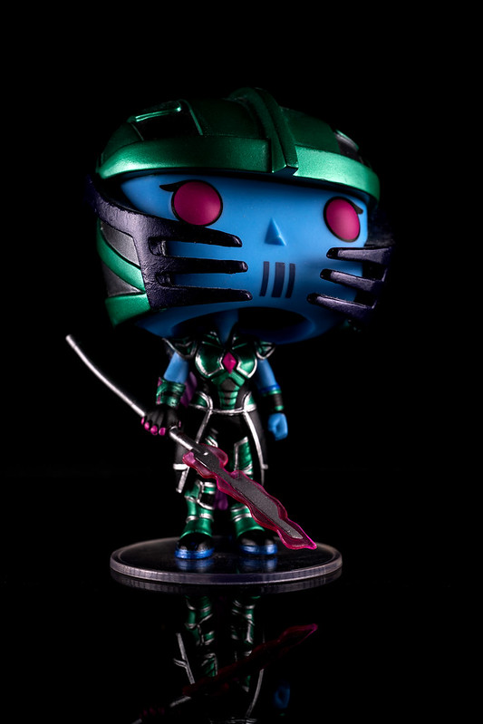 Funko Pop! Games Marvel Guardians of the Galaxy 278 (Hala the Accuser)